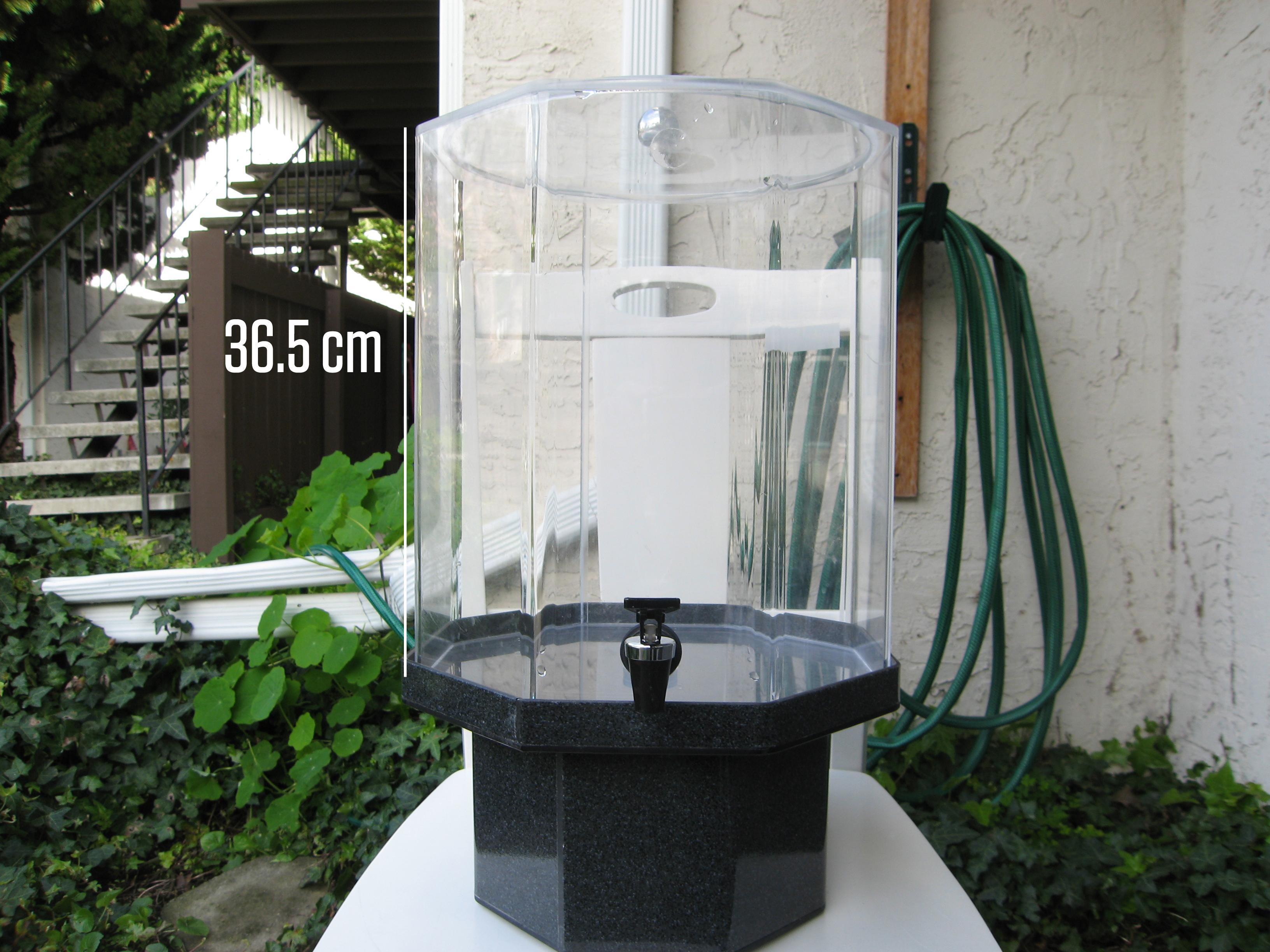 Fish tank volume calculator cm - Act Two